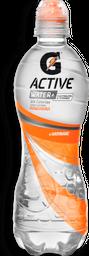 Hidratante Gatorade Active Water Mandarina 500 mL