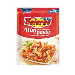 Dolores Atún Con Pasta Pouch