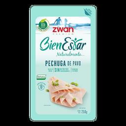 Pechuga de Pavo Zwan Premium Bienestar 250 g