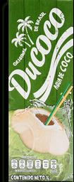 Agua de Coco Ducoco Natural Tetrapack 1 L