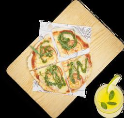 Pizza Margarita + Agua