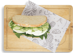 Griin Sándwich + Sopa + Agua