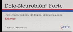 Dolo-Neurobión Forte Caja 30 Tab
