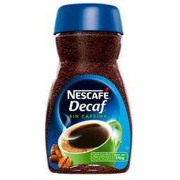 Café Soluble Nescafé Decaf Sin Cafeína 170 g