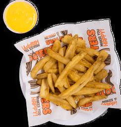 Big Dipper Fries con Queso