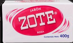 Jabón Zote Rosa 400 g