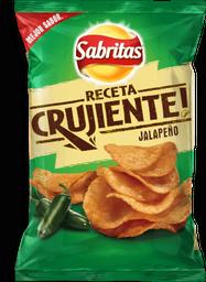 Papas Sabritas Receta Crujiente Jalapeño 46 g