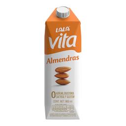 Leche Lala Soy Vita Almendras Sin Azúcar 960 mL