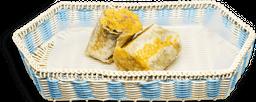 Burrito Sierra con Tocino