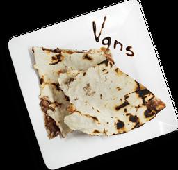 Vegana con carne de Soya
