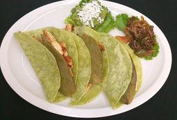 Tacos de Pollo al Grill