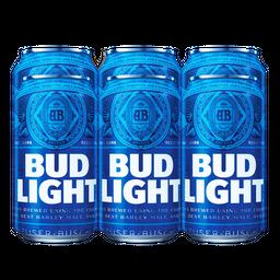 Cerveza Bud Light Lata 355 mL x 6