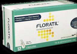 Floratil 200 mg 12 Cap
