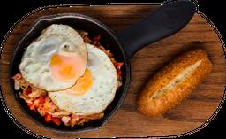 Huevos Condesa