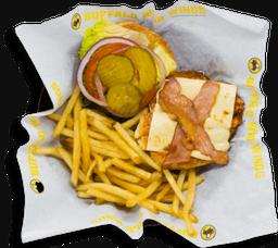 Buffalo Ranch Chicken Sandwich