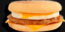McMuffin® Huevo y Salchicha