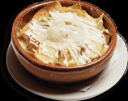 Chilaquiles (Media Porción)