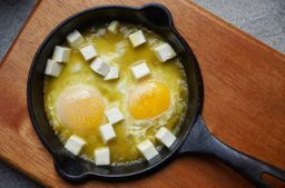 Huevos Virginia