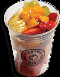 Combinado de Frutas en Vaso