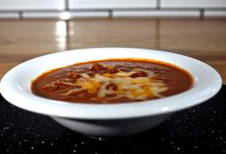 Sopa Chilli con Carne