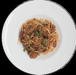 Spaghetti a la Bolognese