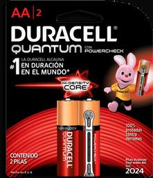 Duracell Quantum Aa2