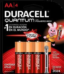 Duracell Quantum Aa4