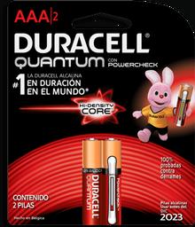 Duracell Quantum Aaa2
