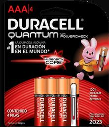 Duracell Quantumaaa4