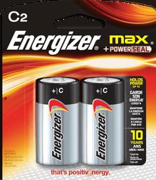 Energizer Max C Con 2