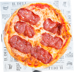 Pizza Salami D'Italia