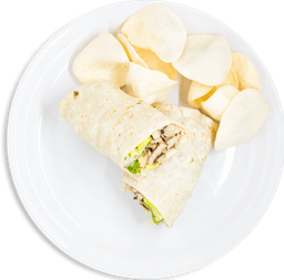 Wrap Pollo Brasas