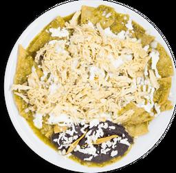Chilaquiles Zapata