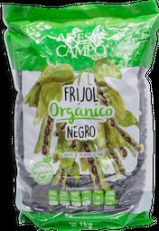 Frijol Aires de Campo Negro Orgánico 1 Kg