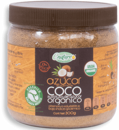 Azúcar Enature de Palma de Coco 300 g