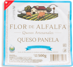 Queso Panela Flor de Alfalfa 500 g