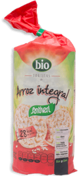 Tortitas De Arroz Santiveri Naturalia Integral 125 g