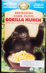 Cereal Inflado Gorilla Mnch Sin Gluten 284 g