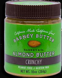 Mantequilla Barney Butter Crunchy Almond 284 g
