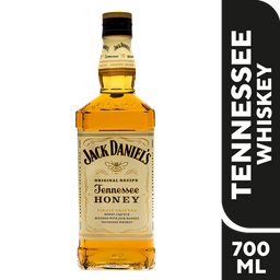 Whisky Jack Daniels Tennessee Honey Botella 700 mL
