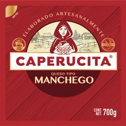Queso Manchego Caperucita 700 g