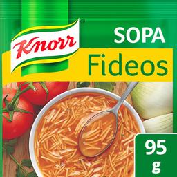 Pasta Para Sopa Knorr de Fideo 95 g