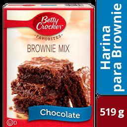 Harian Betty Crocker Chocolate Para Browni 519 g