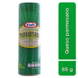 Queso Parmesano Kraft Rallado 85 g