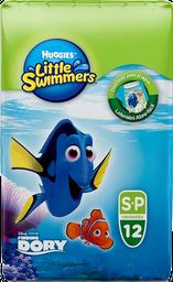 Calzón Desechable Huggies Little Swimmers Swim Pants 12 U