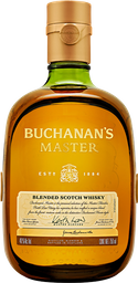3x2 Whisky Buchanans Master 750 mL