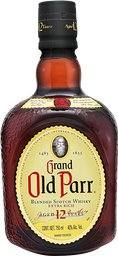 3x2 Whisky Old Parr 12 años 750 mL
