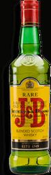 Whisky J&B Rare 750 mL