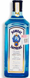 Ginebra Bombay Sapphire 750 mL