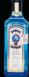 Ginebra Bombay Sapphire Botella 750 mL